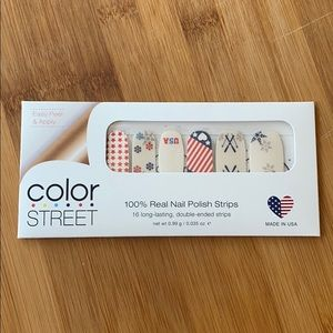 Color Street Other - Color Street Nail Strips - Hit The Slopes